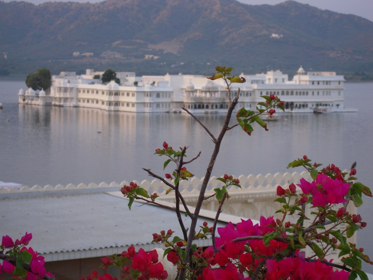 India by the Riverside – The Royal Lake Pichola