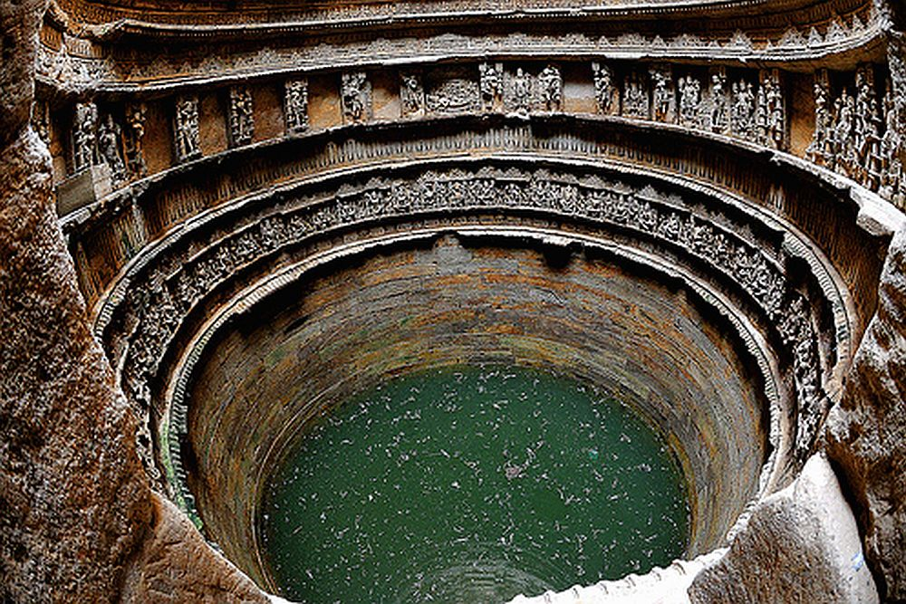 Gujarat's Rani-ki-Vav Recognised as World Heritage Site