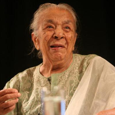 Zohra Sehgal's last rites performed in Delhi