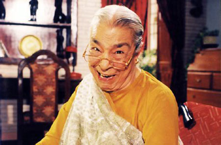 The Lovable Zohra Sehgal