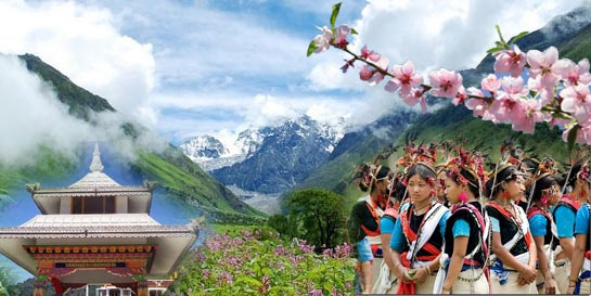 Dree the 'Monsoon' harvest festival of Arunachal Pradesh