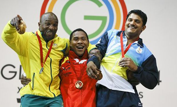 Indian weightlifter Chandrakant Mali gets bronze
