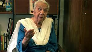 The Lovable Zohra Sehgal – rebel against burqa system