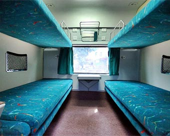 Rail Budget 2014: Disposable linen, automatic doors in premier trains planned