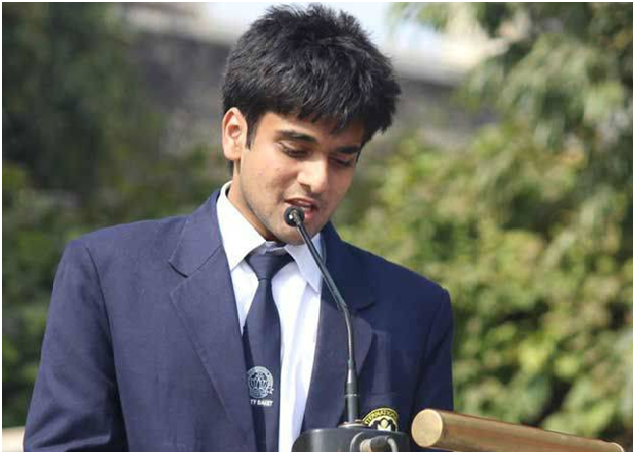 Akshat Bubna, First Indian wins Gold Medal in the International Olympiad