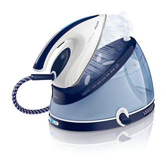 Perfect Care Iron from Philips India for Efficient Ironing of Different types of Fabrics