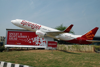 Spice Jet offers Ticket Prices at Rs. 499 on Domestic Flights