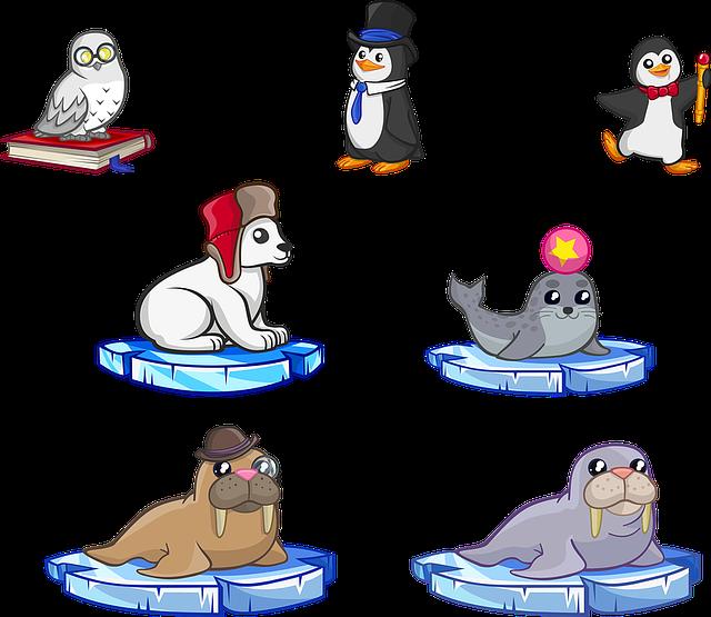 Animal avatars