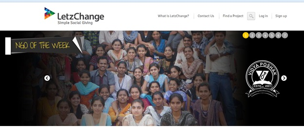 LetzChange – A Unique Bridge between Donors and NGOs