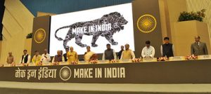 'Make in India Campaign' on September 25