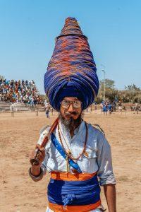 Tall turban tale