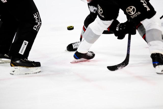 The hockey gold again