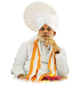 Narendra Modi pays Floral Tribute to Sardar Patel