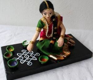 Hand Craft Work At Home In Tamil