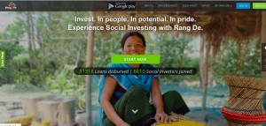 Rang De – A Bangalore Based Microcredit Entity
