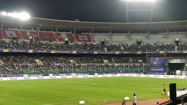 It's time: Indian Super League matches now