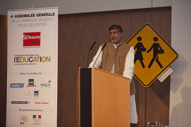 Kailash Satyarthi – The Nobel Peace Prize Winner