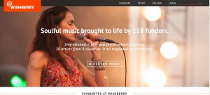 Wishberry – A Creative Crowdfunding Platform