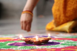 Vizag Celebrated an Eco-friendly Diwali