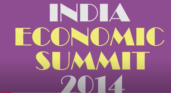 India Economic Summit 2014 in New Delhi