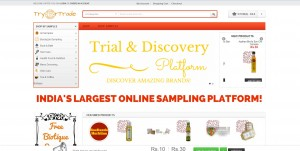 TryOrTrade - India's Largest Online Sampling Platform