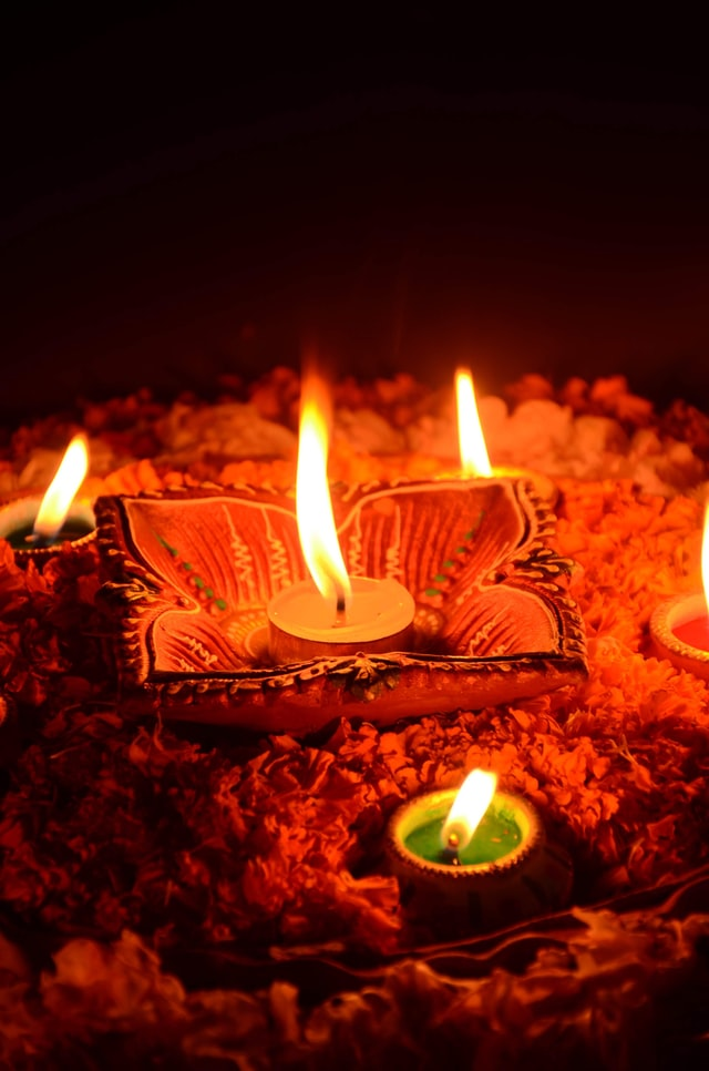 Vrindavan widows light up Diwali