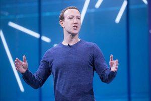 Zuckerberg to log into India, Inc