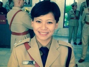First woman IPS officer in Sikkim