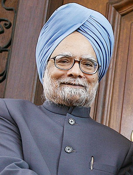 Dr. Manmohan Singh received the Top Japan's Awards