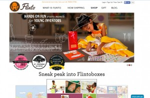 Children's Leisure becomes Educational with Flinto