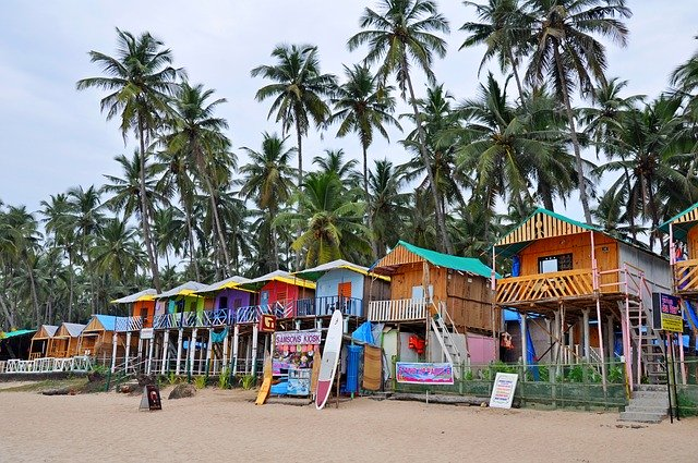 Tourist Spots in Goa