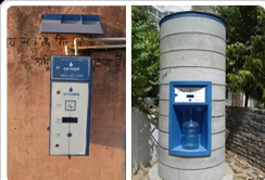 Water ATMs to Solve Water Problems