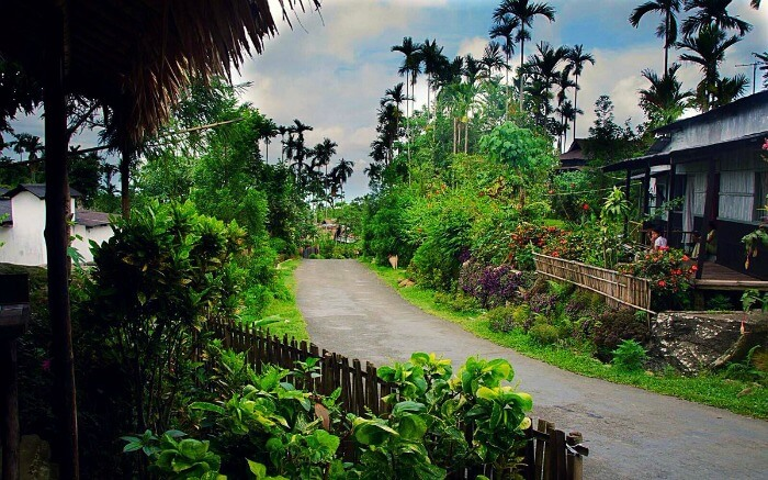 Mawlynnong – The Cleanest Village of Asia
