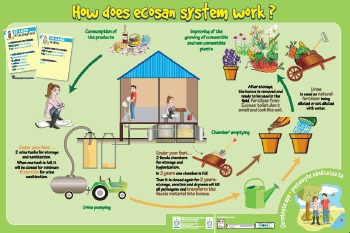 Waterless Toilets to save Water