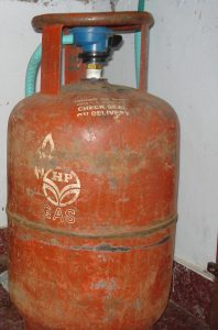 Gas subsidy capped at Rs 20 per kg