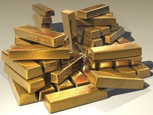 Gold Deposit Scheme with minimum deposit of 40 grams