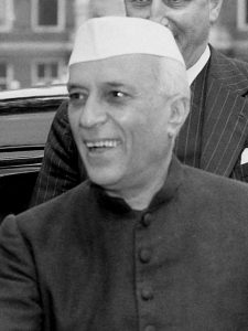 Nehru, the architect of a modern nation