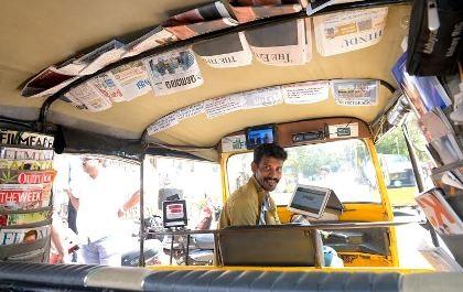 Annadurai – Autor-rickshaw Driver with Creativity