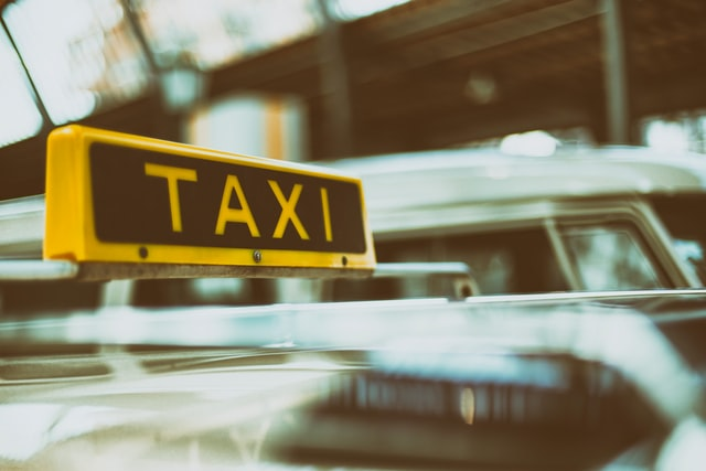 Unregistered Taxi services