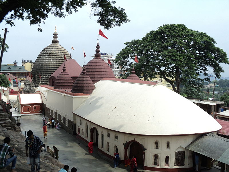 Kamakhya Temple – One of the oldest temples of India