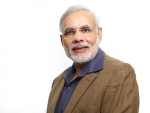 Narendra Modi named 'The second best leader'
