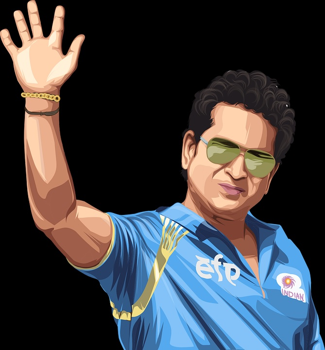Sachin Tendulkar is the ambassador for ICC world cup 2015
