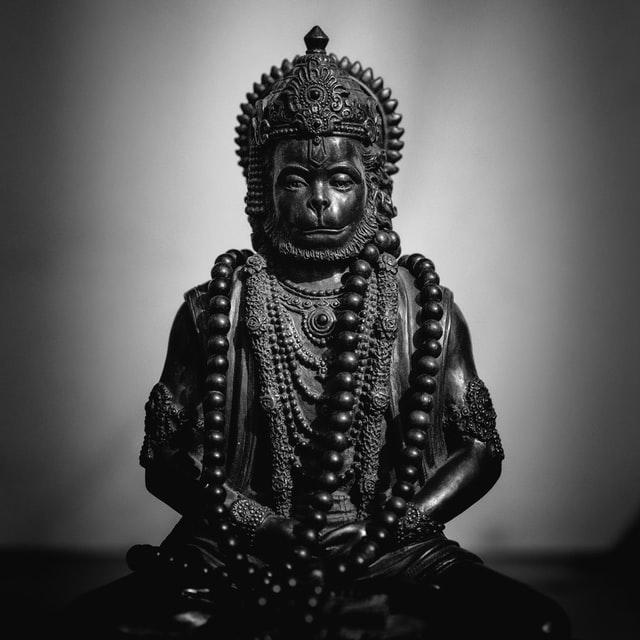 Hanuman's Presence in Mahabharata