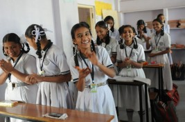 VOICE 4 Girls – changing the lives of rural India girls