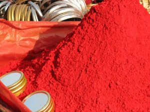 Significance of Red colour
