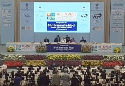 Re-Invest Conference & Expo in New Delhi