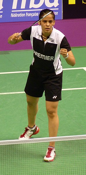 Saina Nehwal – The first Indian woman to become world No.1