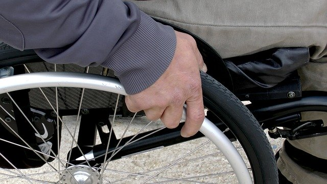 insurance policy for disabled