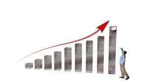 Sensex made a 25 percent gain in 2014-15