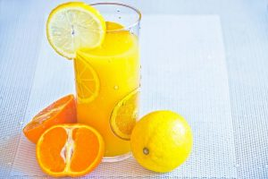 Lemon juice for weight loss